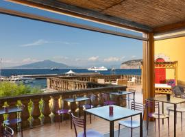 Marina Piccola 73, hotel boutique a Sorrento