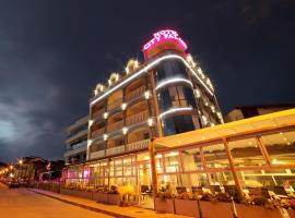 City Palace Hotel, отель в Охриде