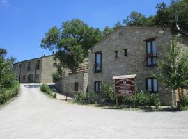 Agriturismo Grotta Dell'Eremita, hotel a Castelmezzano