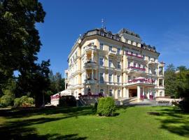 Imperial Spa & Kurhotel, отель во Франтишкови-Лазне