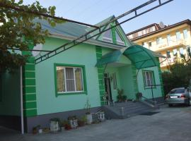 Green House Guesthouse, bed & breakfast ad Adler