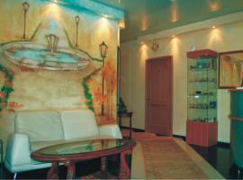 Отель Галант, отель в Екатеринбурге
