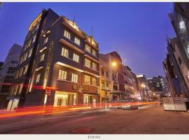 Hotel Bencoolen @ Hong Kong Street (SG Clean, Staycation Approved), hotel v Singapure