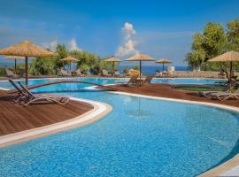 Elegance Luxury Executive Suites - Adults Only, hotel in Tragaki