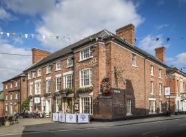 The Royal Oak Hotel, hotel in Welshpool