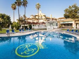 Globales Reina Cristina, hotell nära Gibraltar internationella flygplats - GIB, Algeciras