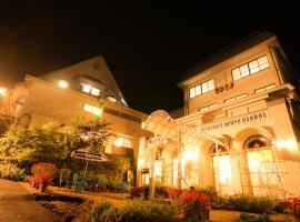 Hakuba Märchen House, hotel in Hakuba