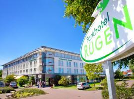 Parkhotel Rügen, Hotel in der Nähe von: Bahnhof Bergen auf Rügen, Bergen auf Rügen