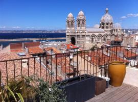 Adoramaar- le loft, hotel near Museum of European and Mediterranean Civilisations, Marseille
