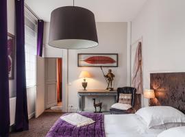 La Maison du Champlain - Chambres d'hôtes, hotel near Zoo Lille, Lille