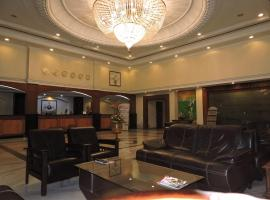 Hotel PLR Grand, hotel in Tirupati