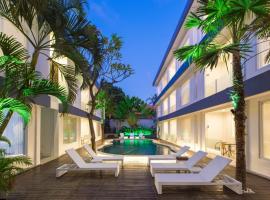 Coast Boutique Apartments, apartment in Kuta