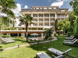 Classic Hotel Meranerhof, hotel in Merano