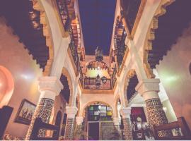 Riad Dar Alia, riad in Rabat