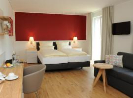 Hotel Am Markt, отель в городе Heek