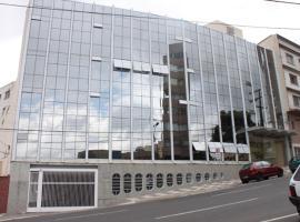 Barbur Center Hotel, family hotel in Ponta Grossa