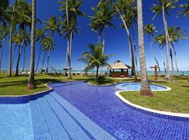 Pontal dos Carneiros Beach Bungalows, hotel with jacuzzis in Praia dos Carneiros