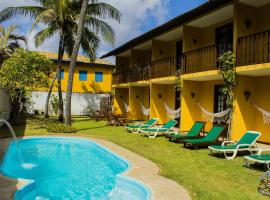 Aleluia Beach House, guest house in Salvador