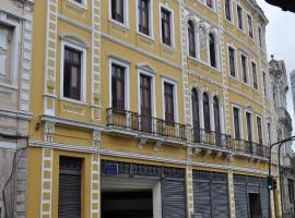 Parque Hotel, hotel in Lapa, Rio de Janeiro