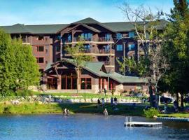 Hampton Inn & Suites Lake Placid, hotel near Craig Wood Golf Course, Lake Placid