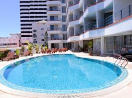 Sandy Spring Hotel, hotel near The Avenue Pattaya, Pattaya