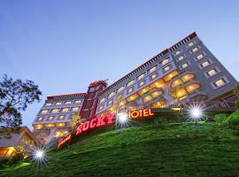 Grand Rocky Hotel Bukittinggi, hotel di Bukittinggi