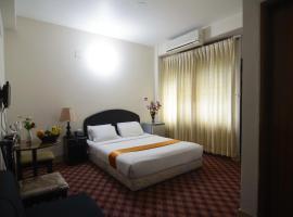 Holiday Xpress, hotel v destinaci Dháka