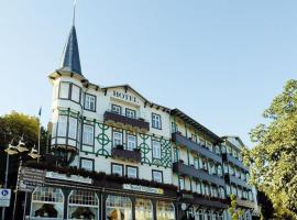 Hotel Victoria, hotelli kohteessa Bad Harzburg