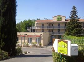 Hotel Bel Alp Manosque, hotel in Manosque