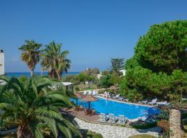 Alkyoni Beach Hotel, hotel in Naxos Chora