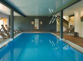 Hotel Spa et Restaurant Au Chasseur、ビルケンヴァルトのホテル
