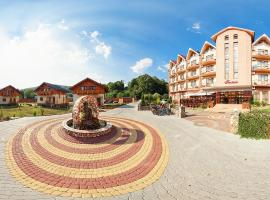 Fantasia Hotel, отель в Поляне