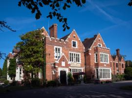 Highley Manor, hotel in Balcombe