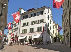 Hotel Kindli, hotel in Zurich