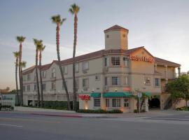 Americas Best Value Inn San Clemente Beach, hotel in San Clemente