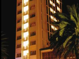 Hotel Zeus, hotel em Riobamba