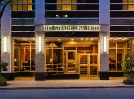 The Strathcona Hotel, hotel near Harbourfront Centre, Toronto