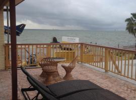 Capri Beach Hotel, отель в Корпус-Кристи