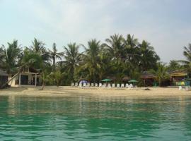 Moonhut Bungalows, hotel near Santiburi Beach Resort ,Golf and Spa, Mae Nam