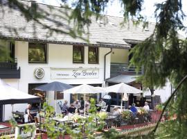 Hotel-Pension zum Paradies, hotel near Oberer Wilddieblift, Willingen