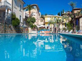 Hotel Villa Igea, отель в Диано-Марина