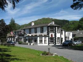 Scafell Hotel, hotel in Rosthwaite
