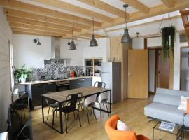 Loire Escale, serviced apartment in Ancenis