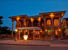 Sheva Hotel, hotel in Paramaribo