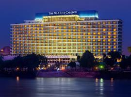 The Nile Ritz-Carlton, Cairo, отель в Каире
