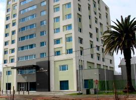Hotel Diego de Almagro Chillan, отель в городе Чильян