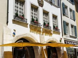 Zunfthaus zu Wirthen, Hotel in Solothurn