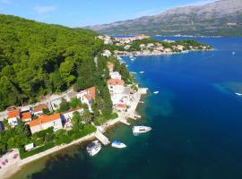 Villa Korčula, pet-friendly hotel in Korčula