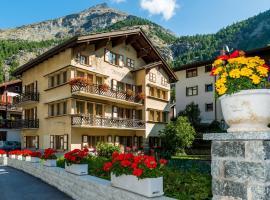 Bergheimat, hotel near Zum Berg, Saas-Almagell