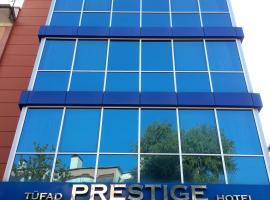 Tufad Prestige Boutique, hotel a Ankara